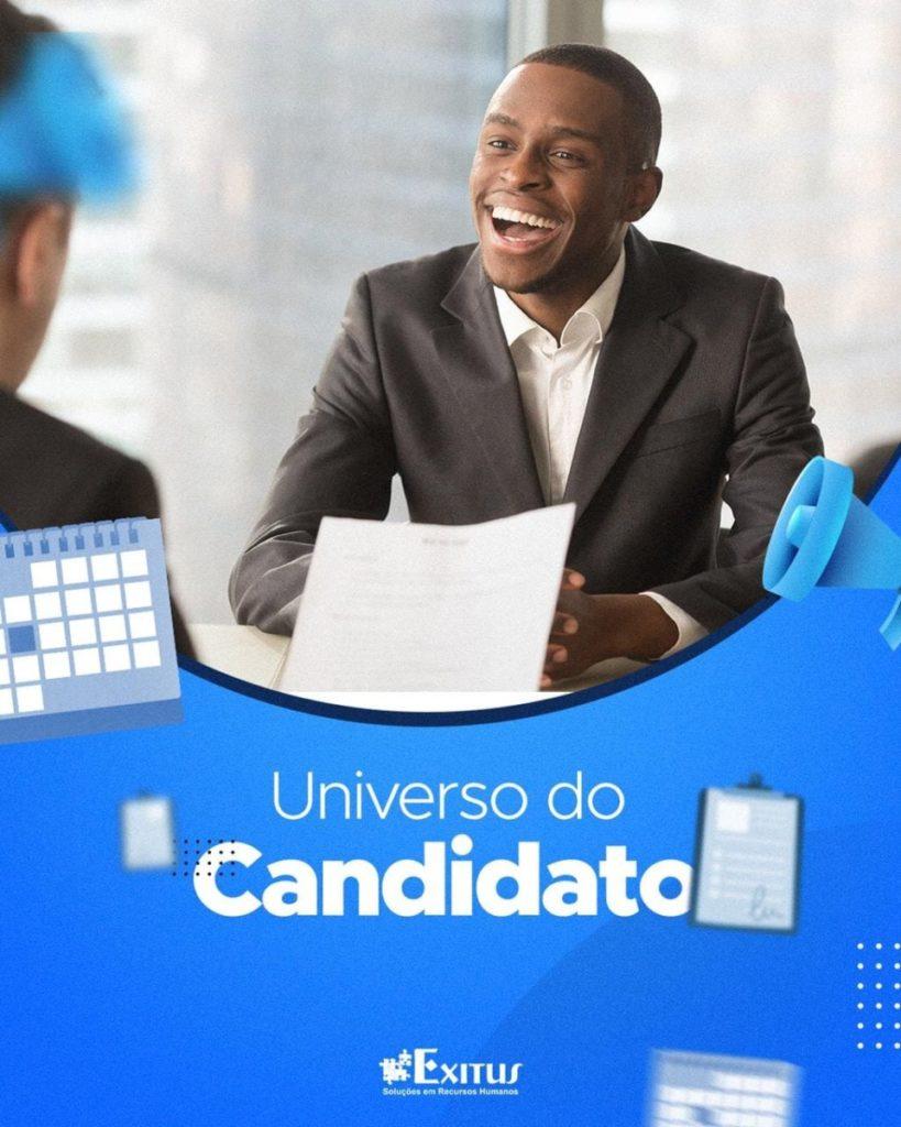 Dicas valiosas para o universo do candidato.